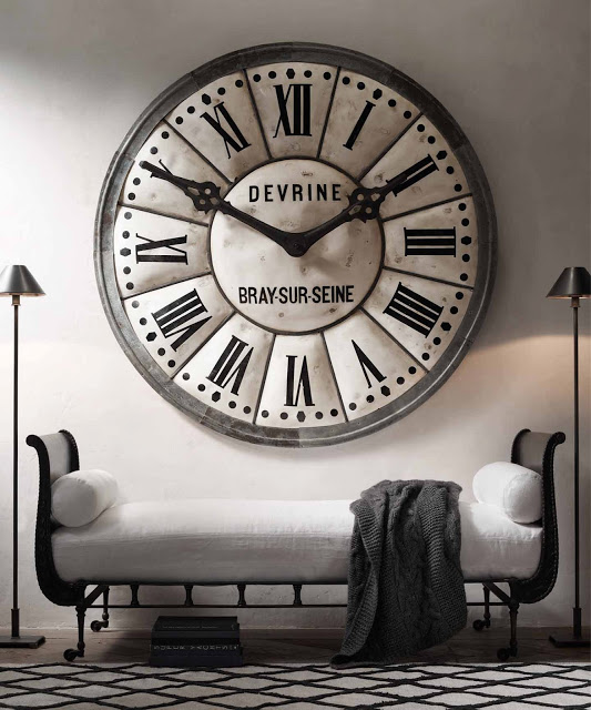 thestylesaloniste.com FrenchTowerClock